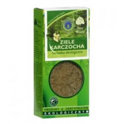 ZIELE KARCZOCHA herbatka ekologiczna