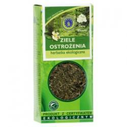 ZIELE OSTROŻENIA herbatka ekologiczna