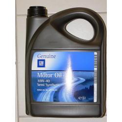 Olej silnikowy OPEL / GM 10W40 5l