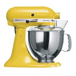 Robot Kuchenny KitchenAid Artisan KSM150PSEMY-żółty