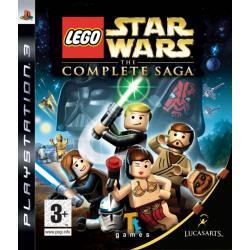 Gra PS3 LEGO Star Wars The Complete Saga