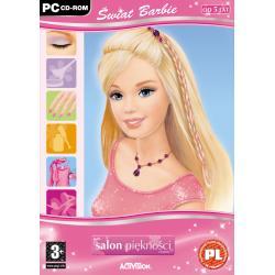 Gra PC Świat Barbie: Barbie Salon Piękności