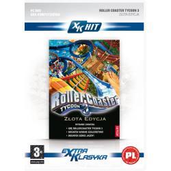 Gra PC XK Rollercoaster Tycoon 3: Złota Edycja