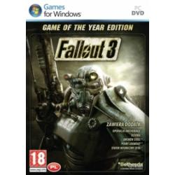 Gra PC Fallout 3 Game of The Year Edition