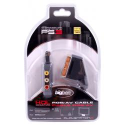 Kabel RGB z AV BB 0932 PS2/PS3