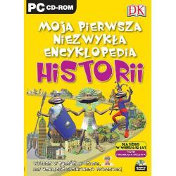 Gra PC Moja Pierwsza Encyklopedia Historii