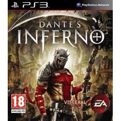 "Gra PS3 Dante""s Inferno"