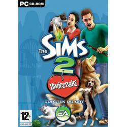 Gra PC The Sims 2: Zwierzaki