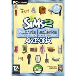Gra PC The Sims 2: Kuchnia i łazienka (akcesoria)