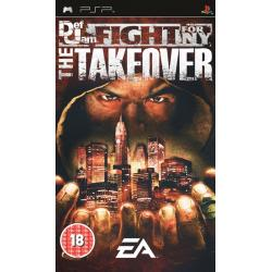 Gra PSP Def Jam Fight for NY: Takeover