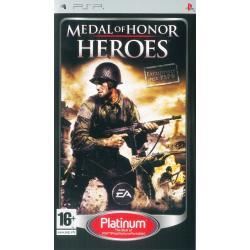 Gra PSP Medal of Honor Heroes Platinum