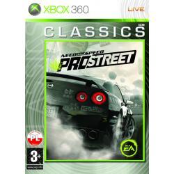 Gra Xbox360 Need for Speed Prostreet Classic