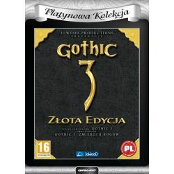 Gra PC NPK Gothic 3 Złota Edycja