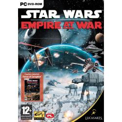 Gra PC Star Wars: Empire At War Pack
