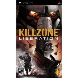 Gra PSP Killzone Liberation