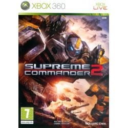Gra Xbox 360 Supreme Commander 2