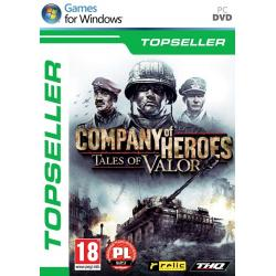 Gra PC NTS Company of Heroes: Tales of Valor