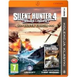 Gra PC PKK Silent Hunter 4 Złota Edycja