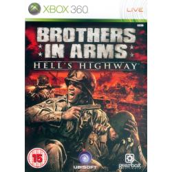 """Gra Xbox 360 Brothers in Arms: Hell""""s Highway"""