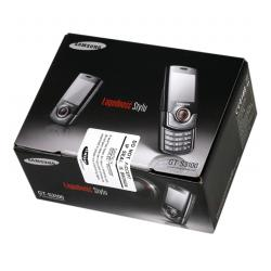 SAMSUNG S3100 Rozsuwany/GPRS/EDGE/Aparat 1,3Mpix/Radio/Bluetooth - kolor szary