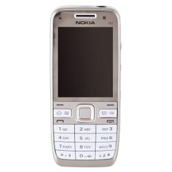 NOKIA E52 WHITE HSDPA/WLAN/BT/KOMPAS/SD/USB/A-GPS/3.2 MP - kolor biay