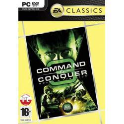 Gra PC Command&Conquer 3: Wojny o Tyberium Classic