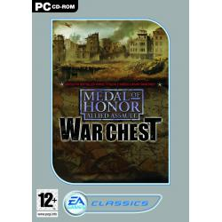 Gra PC Medal of Honor Allied Assault - War Chest Cl