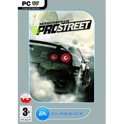 Gry PC Need for Speed ProStreet Classic