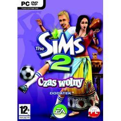 Gra PC The Sims 2 Czas Wolny