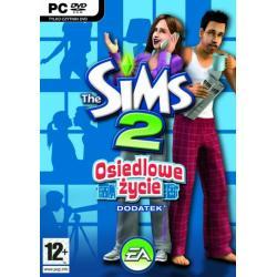 Gra PC The Sims 2: Osiedlowe życie