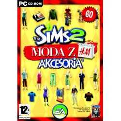 Gra PC The Sims 2: Moda z H&M (akcesoria)