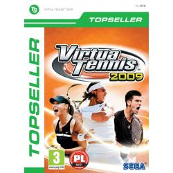Gra PC NTS Virtua Tennis 2009