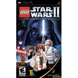 Gra PSP Lego Star Wars 2 Platinum
