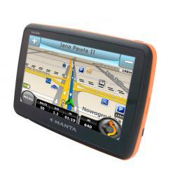 NAWIGACJA MANTA GPS440 MS MAPAMAP 6