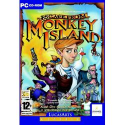 Gra PC Lucas Classic Line: Escape from Monkey Islan