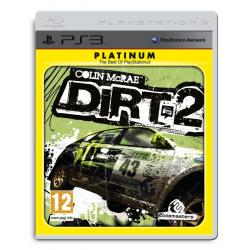 Gra PS3 Colin McRae Dirt 2 Platinum