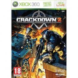 Gra Xbox 360 Crackdown 2