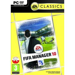 Gra PC FIFA Manager 10 Classic