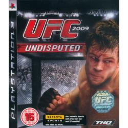 Gra PS3 UFC 2009: Undisputed