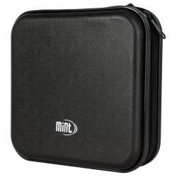 ETUI MINT na 40 płyt CD/DVD Plastik-Czarne