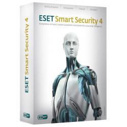 ESET SMART SECURITY 4.0 BOX - 1 STAN/12M