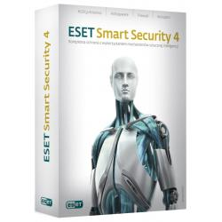 ESET SMART SECURITY 4.0 BOX - 1 STAN/24M