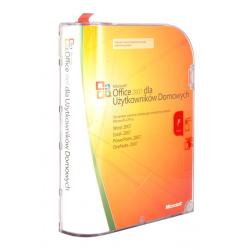 MS Office 2007 PL Do Domu na 3 PC (BOX) (79G-00052)