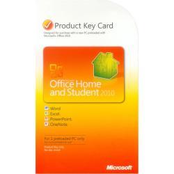 MS Office 2010 dla Użytkowników Domowych i Uczniów (KARTA PKC) wer. ANGIELSKA