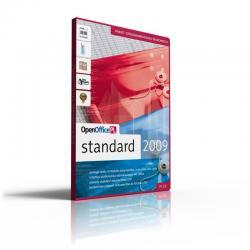 OpenOfficePL Standard 2009 BOX DVD Upgrade do 2010 GRATIS