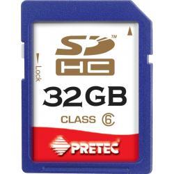 PRETEC KARTA PAMIĘCI SDHC 32 GB