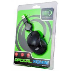 MINI MYSZ OPTYCZNA MINT MOM-0817 USB, RETRACT