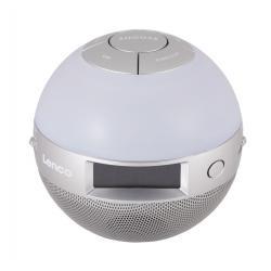 Radio z budzikiem LENCO CRW-1