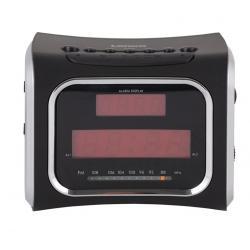 Radio z budzikiem LENCO CR-3302