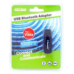 "ADAPTER BLUETOOTH ""Vista Ready"" NA USB v1.2 CLASS 1"